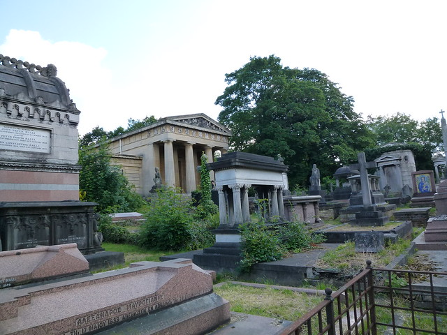los cementerios mas bellos del mundo...
