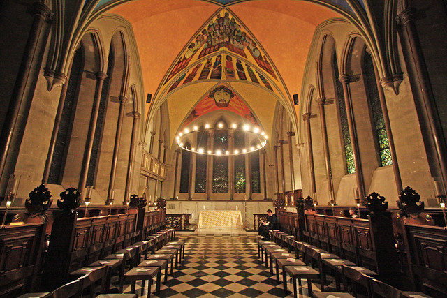 Inside Lambeth Palace chapel  Flickr  Photo Sharing
