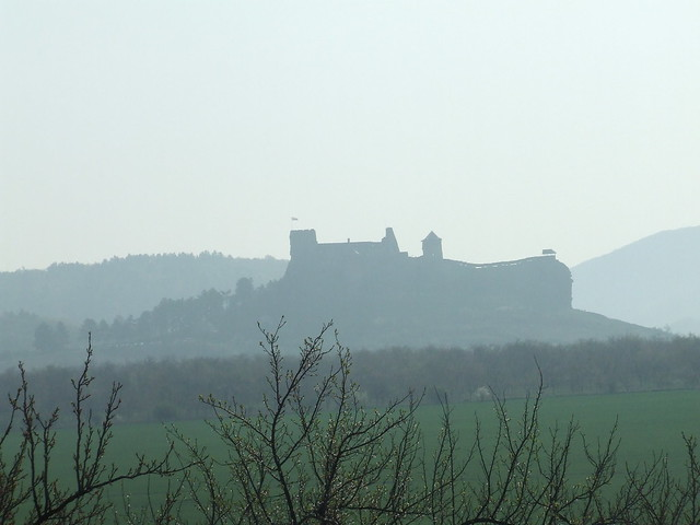The castle of Boldogkővár