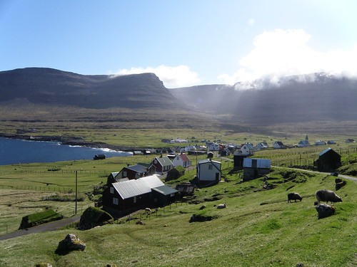 Svínoy Faroe Islands - The Village