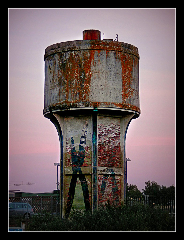 Water Tower, Cardiff