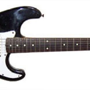 '62 Reissue Fender Stratocaster