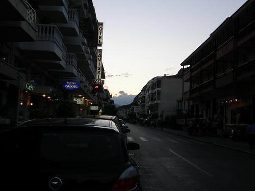 Kalambaka Town