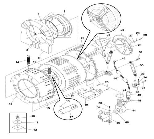 ge washer motor wiring diagram pioneer car stereo free samsung washing machine | get image about