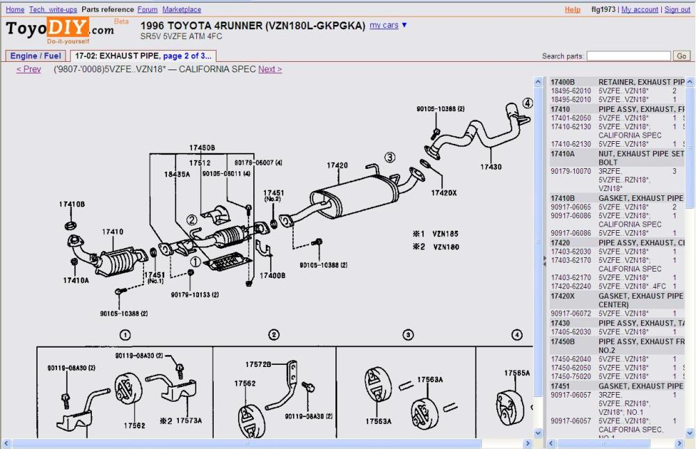 medium resolution of toyota tacoma oxygen sensor location get free image 2003 eclipse fuse box diagram 2001 mitsubishi eclipse