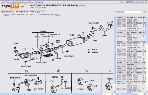 small resolution of toyota tacoma oxygen sensor location get free image 2003 eclipse fuse box diagram 2001 mitsubishi eclipse