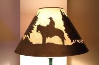 Cowboy Lamp-Shade - Hilton San Antonio Airport | Flickr ...