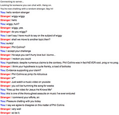 My First And Only Omegle Chat By Neven Mrgan