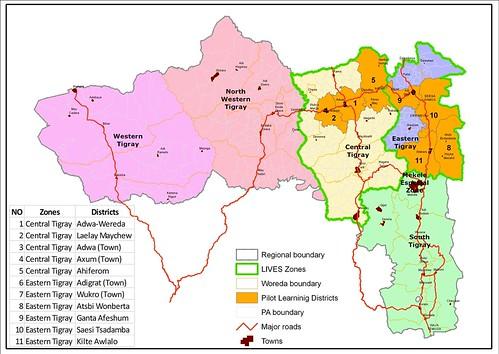 Tigray Administrative