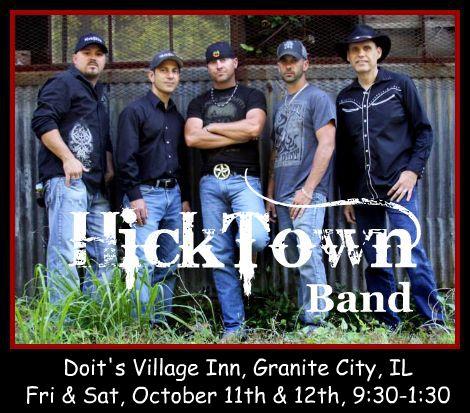 Hicktown 10-11, 10-12-13