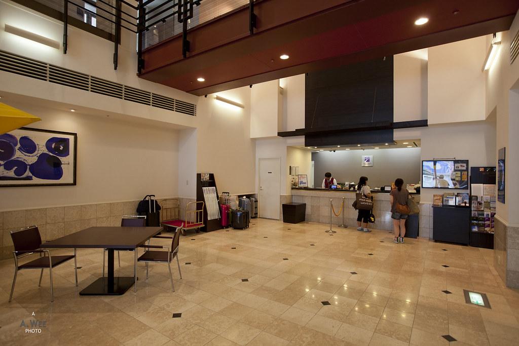 Chisun Grand Hotel Lobby
