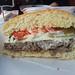 Patty & Frank's - the burger
