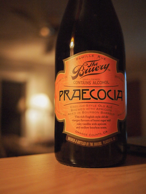 The Bruery Praecocia