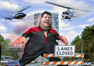 Politics: Chris Christie and the big, hairy traffic snarl scandal | Best of Cain