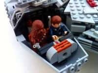 4504 Millennium Falcon Mods - Cockpit 1 - a photo on ...