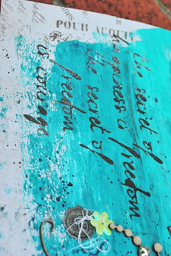stencil script, innocence, ALassiter