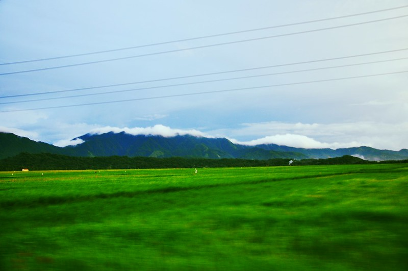 Clouds Over Cordilleras