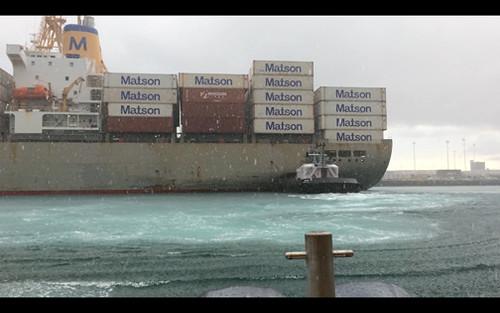 Screen Shot heavy rain harbor