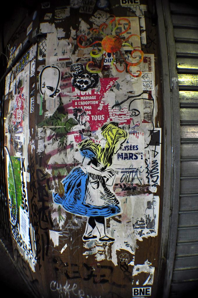 Alice aux Pays des Merveilles, BNE, etc