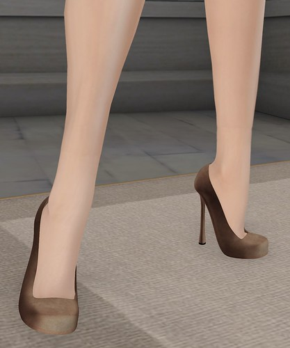 SYSY's Mademoiselle shoes