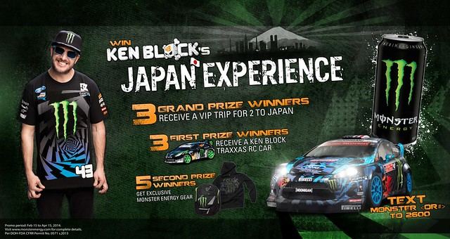 Ken Block's Japan Experience Promo
