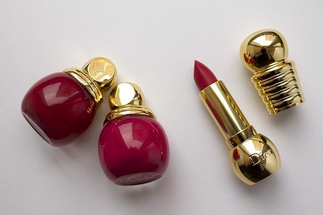 07 Dior Diorific Collection Golden Winter #038 Diva