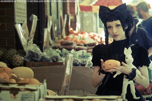 gloomth gothic lolita egl gothloli