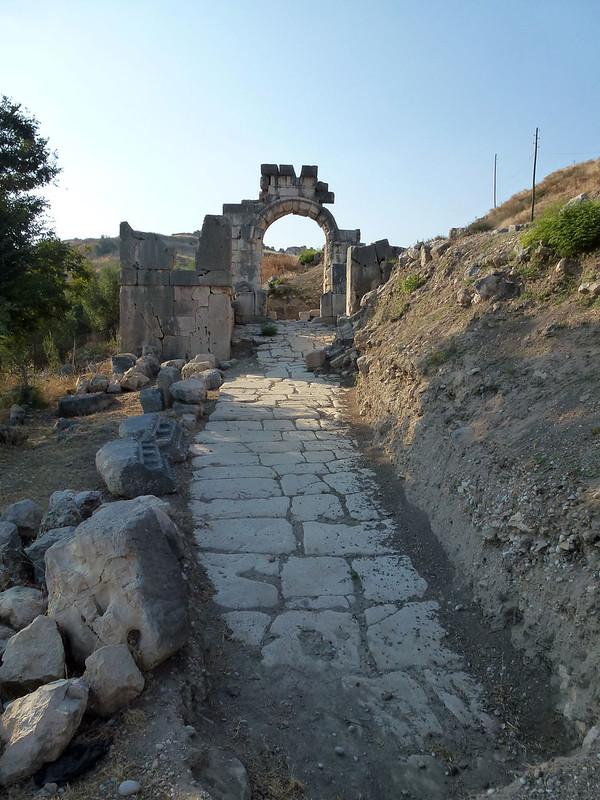 Turquie - jour 16 - Cités lyciennes - 039 - Patara et Xanthos