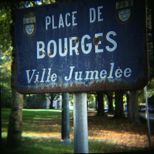 Place de Bourges