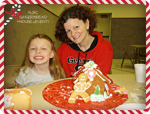 MBC Gingerbread House Event