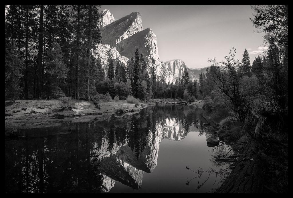Three Brothers - Yosemite - 2010