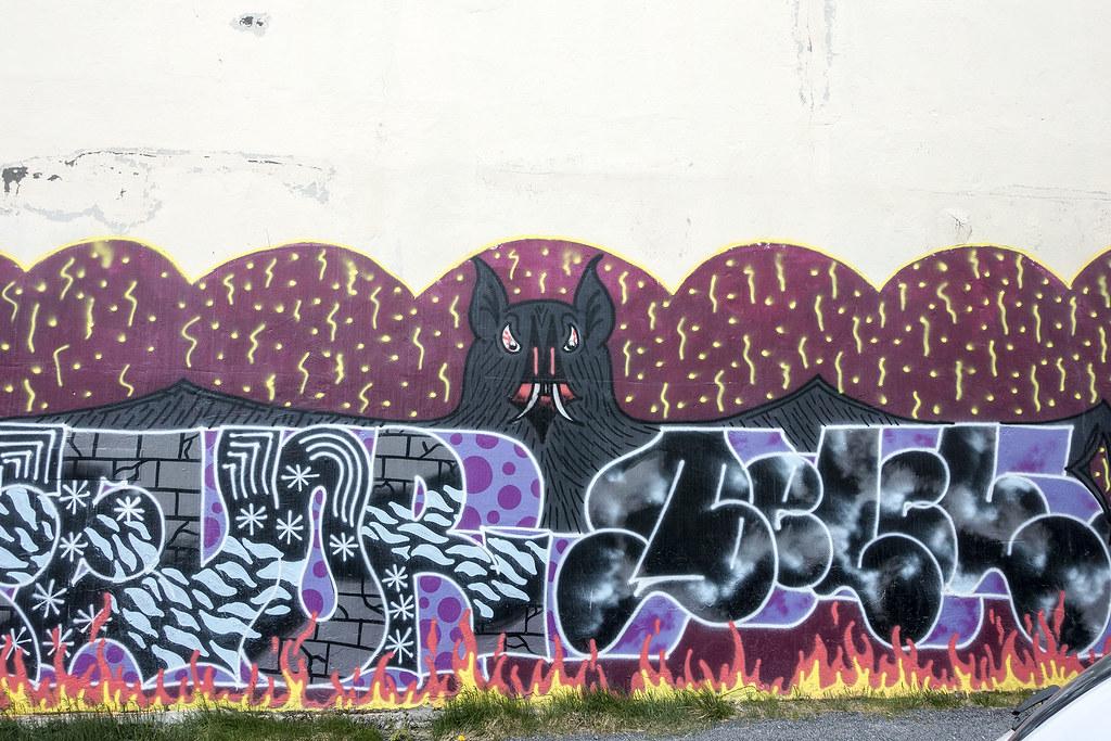 Reykjavik Street Art 23