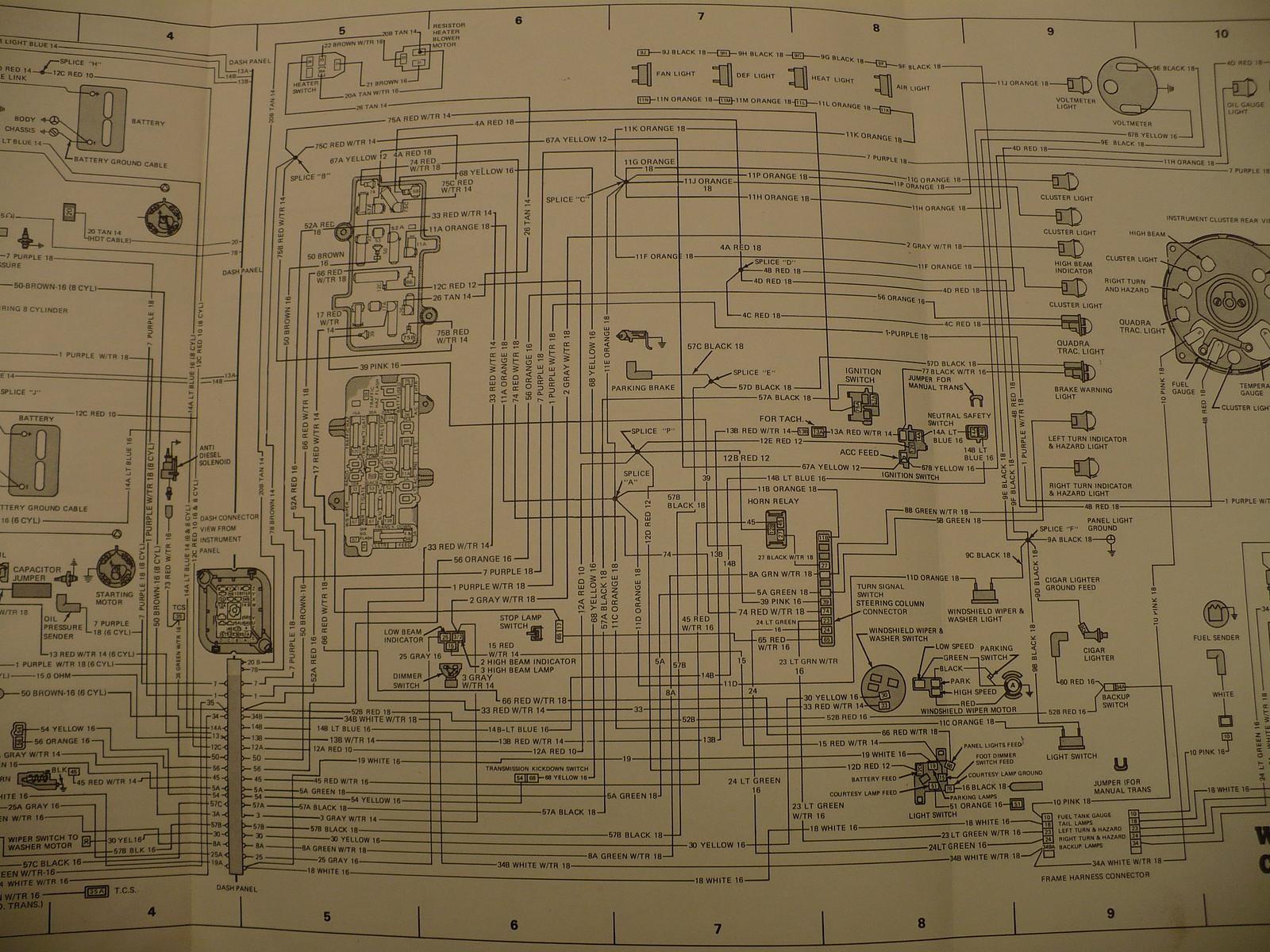 hight resolution of 1978 cj 5 wiring diagram needed jeepforum com 78 cj5 wiring diagram