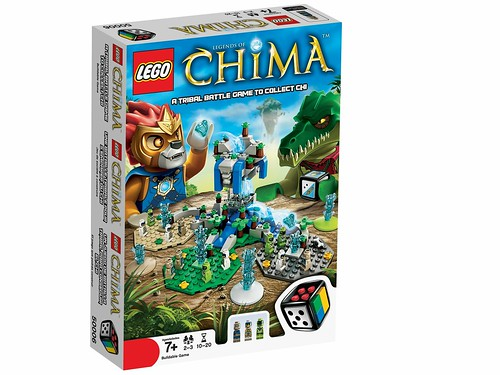50006 Legends of Chima BOX