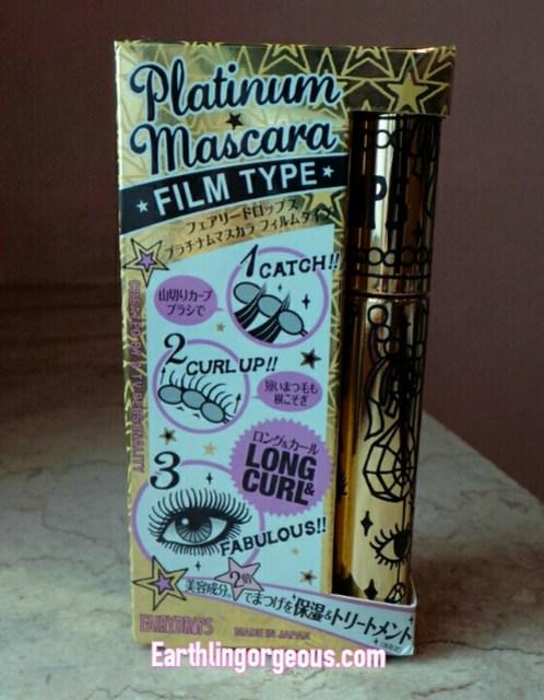 51f11c8e4a1 FairyDrops Platinum Mascara T2 Film Type Review | Earthlingorgeous