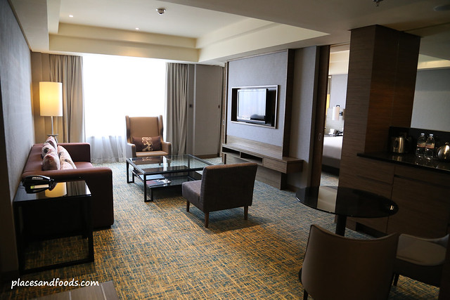 Renaissance Johor Bahru Hotel  Places and Foods