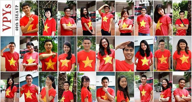 29 Đại biểu của SSEAYP 2013
