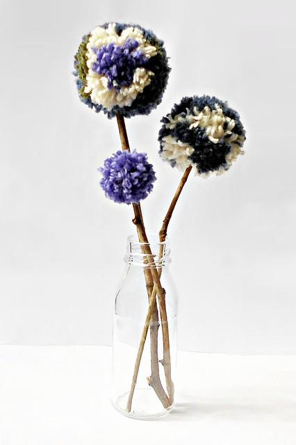 Pon Pon Flowers 06