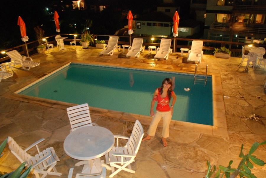 Mari en Hotel en Buzios
