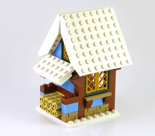LEGO 10229 Winter Village Cottage a09