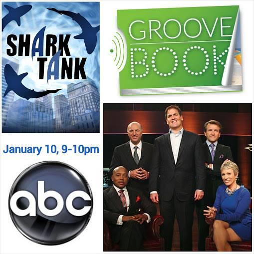 groovebook on shark tank