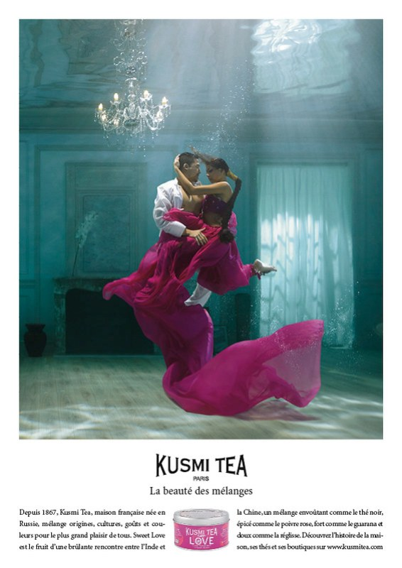 Kusmi Tea- Sweet Love