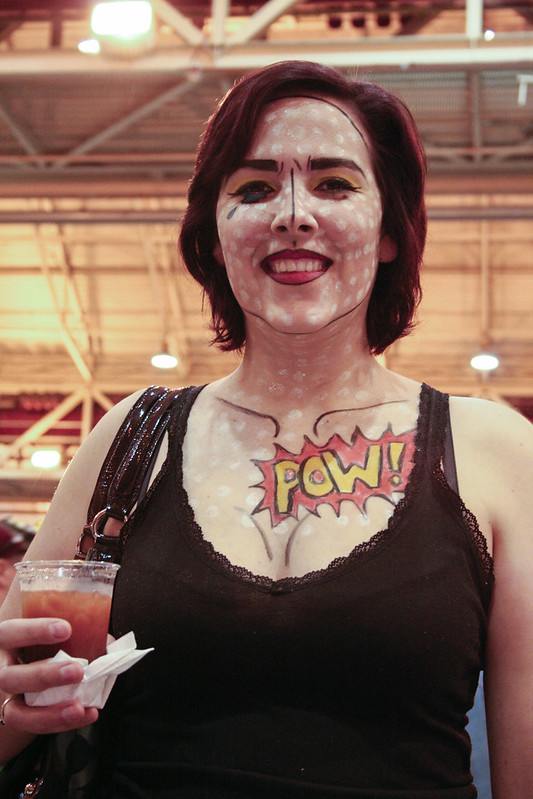 New Orleans Comic Con 2014 | Lazy Lady