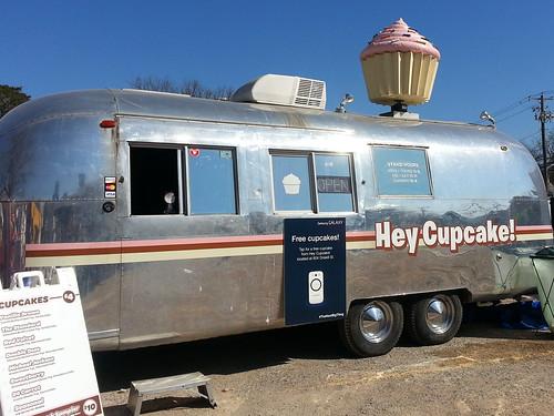 Hey Cupcake! SXSW 2013