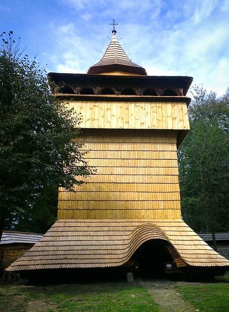 Iglesias de madera UNESCO
