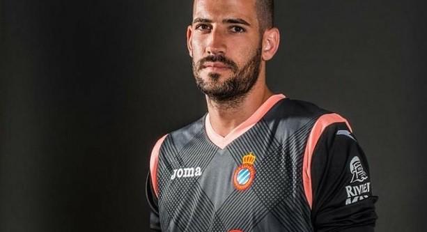 Confirma el Espanyol traspaso de Kiko Casilla al Real Madrid