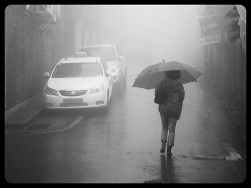 Regenfront by Jens-Olaf