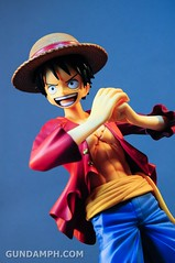 Monkey D. Luffy - P.O.P Sailing Again - Figure Review - Megahouse (18)