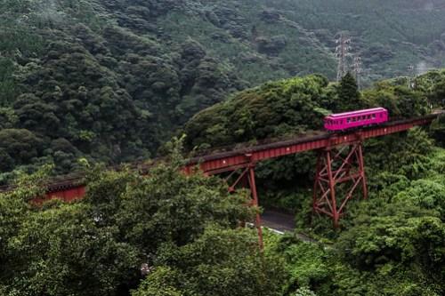 立野鉄橋 Tateno bridge