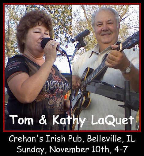 Tom & Kathy LaQuet 11-10-13